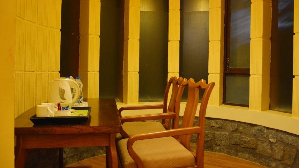 Kadkani Riverside Resorts, Coorg Coorg Den Room Kadkani River Resort Coorg 4
