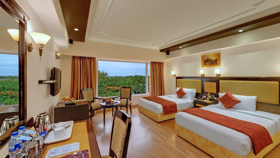 Deluxe Villa- SRM Hotel Tiruchirappalli- Tiruchi Hotels