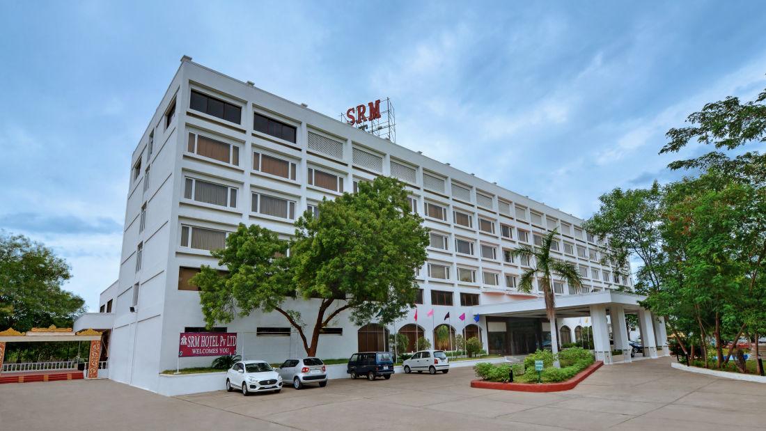 SRM Hotel Tiruchirappalli near Hotel Near Tiruchirappalli Airport 1