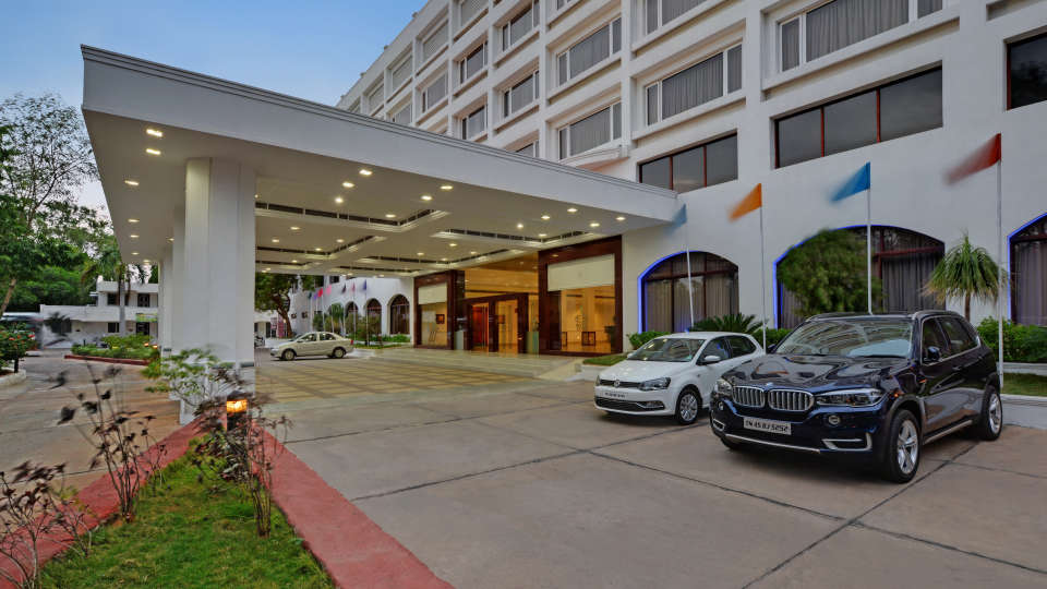 SRM Hotel Tiruchirappalli- Hotel Near Tiruchirappalli Airport 7