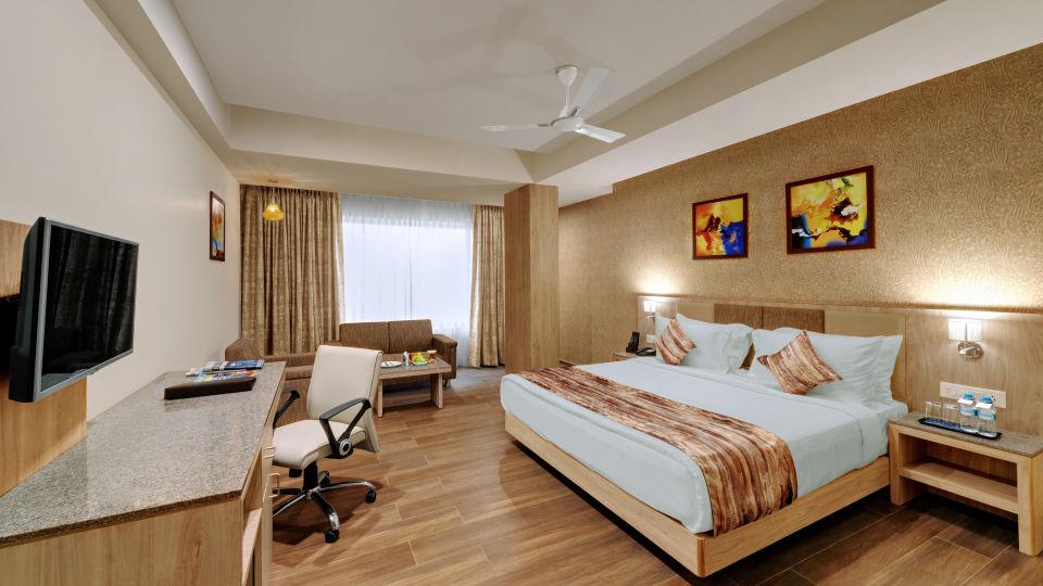 Executive Premium at Anaya Beacon Hotel in Jamnagar 2
