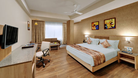 Executive Premium at Anaya Beacon Hotel in Jamnagar 2