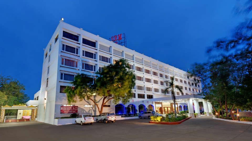 SRM Hotel Tiruchirappalli- Hotel Near Tiruchirappalli Airport 2