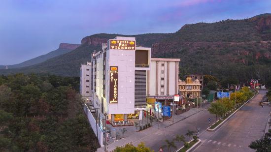 Hotel Pai Viceroy, Tirupati Tirupati Hotel Pai Viceroy Tirupathi Exterior 2