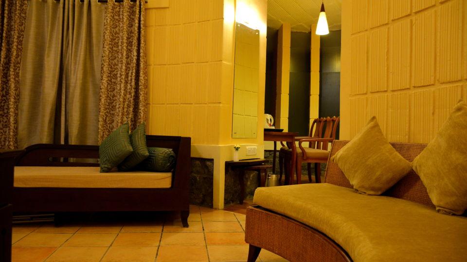 Kadkani Riverside Resorts, Coorg Coorg Den Room Kadkani River Resort Coorg 17