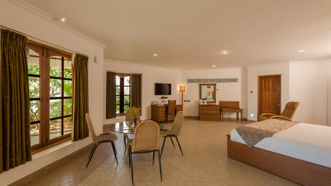 Sea View Suite Cottage at Chariot Beach Resort in Mahabalipuram 6