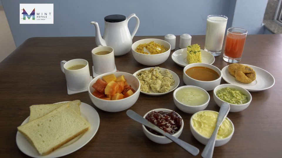 Breakfast set 1