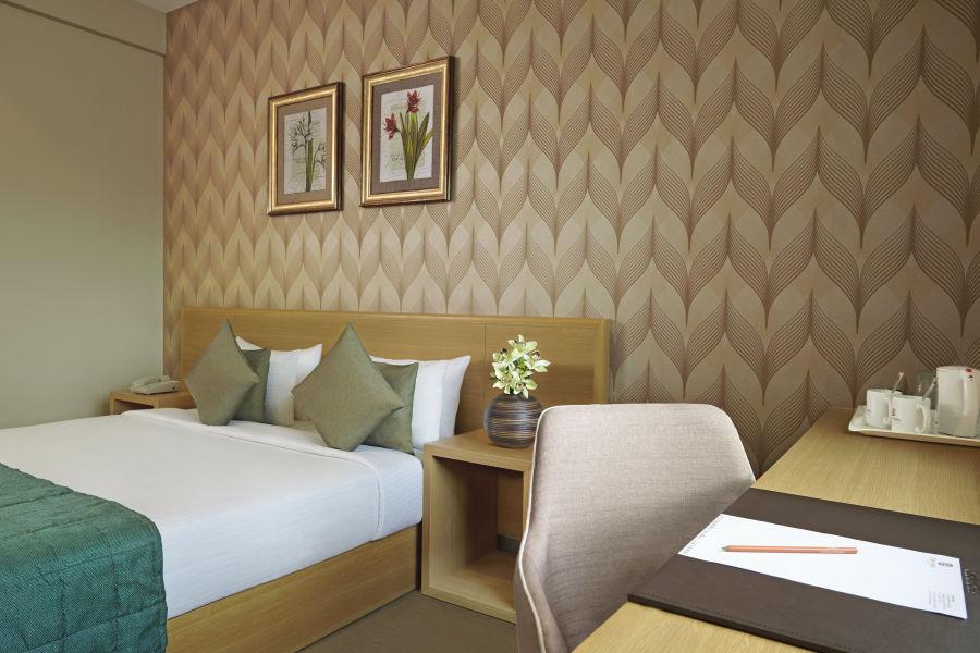 alt-text Premium Rooms at Cick Hotel Junagadh Hotel Rooms in Junagadh 19
