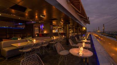 13th Floor bar | Hotel Ivory Tower