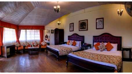 Family Cottage at Summit Swiss Heritage Hotel Darjeeling 3