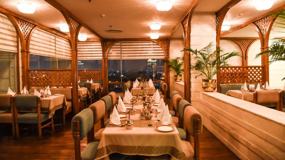 Clarks Avadh, Lucknow Lucknow Falaknuma Restaurant Clarks Avadh Lucknow 1
