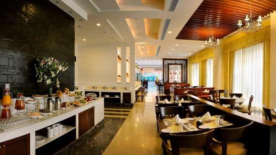 Restaurant Park Inn Gurgaon