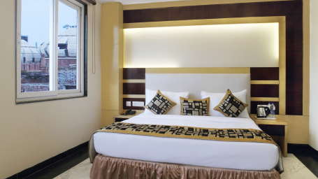 Hotel Hari Piorko - Paharganj, New Delhi New Delhi Executive Room New Wing Hotel Hari Piorko Paharganj New Delhi 11