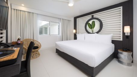 Essential City View King , S Hotel Jamaica, Accommodation in Montego Bay