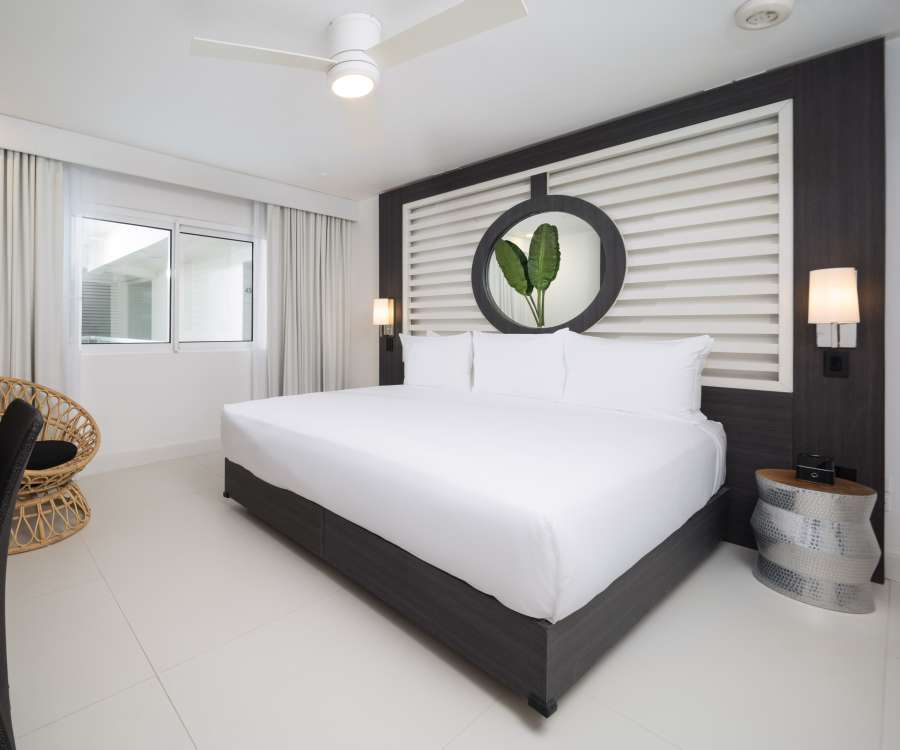alt-text Essential City View King , S Hotel Jamaica, Accommodation in Montego Bay