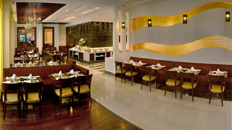 Cafe 55 at  Park Inn, Gurgaon - A Carlson Brand Managed by Sarovar Hotels, hotels in gurgaon13