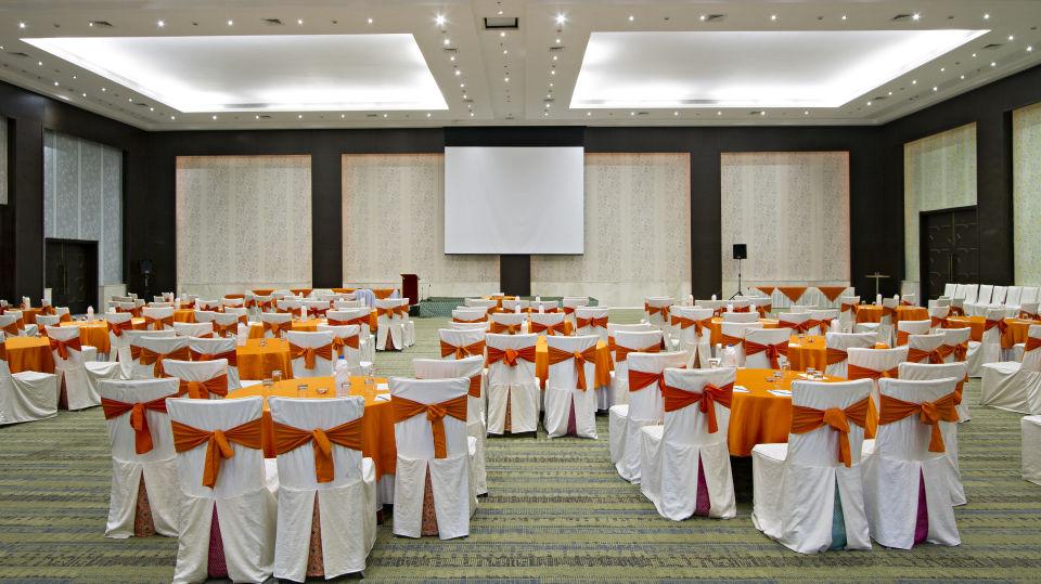 Clarks Brij Convention Centre at Clarks Amer Jaipur - banquet halls in jaipur