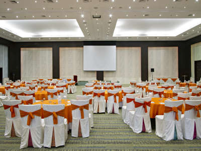 Clarks Brijj Convention Centre at Hotel Clarks Amer Jaipur - Wedding Halls in Jaipur