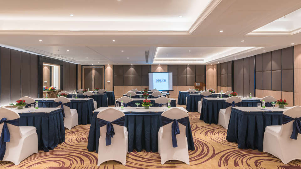 Banquet Hall  Park Inn, Gurgaon - A Carlson Brand Managed by Sarovar Hotels, banquet halls in gurgaon 2