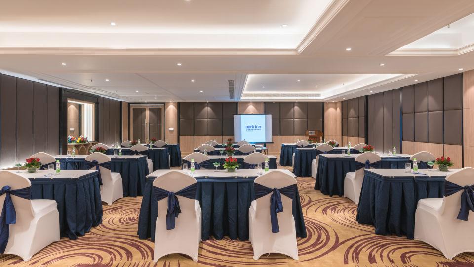 Banquet Hall  Park Inn, Gurgaon - A Carlson Brand Managed by Sarovar Hotels, banquet halls in gurgaon 2