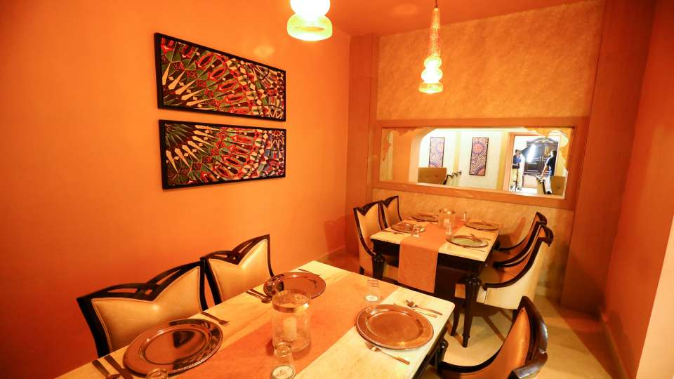 Fine Dining- Pramod House Of Classics Puri- Restaurant in Puri 1