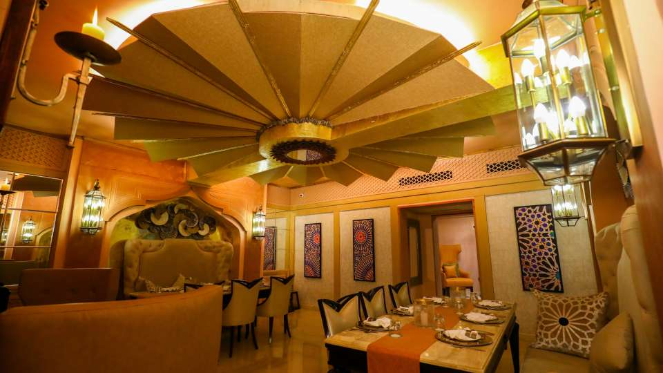 Fine Dining- Pramod House Of Classics Puri- Restaurant in Puri 5