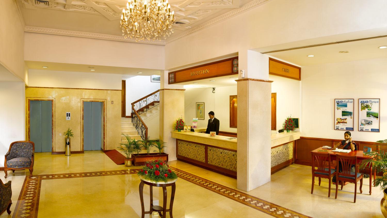 009 - Plaza Lobby