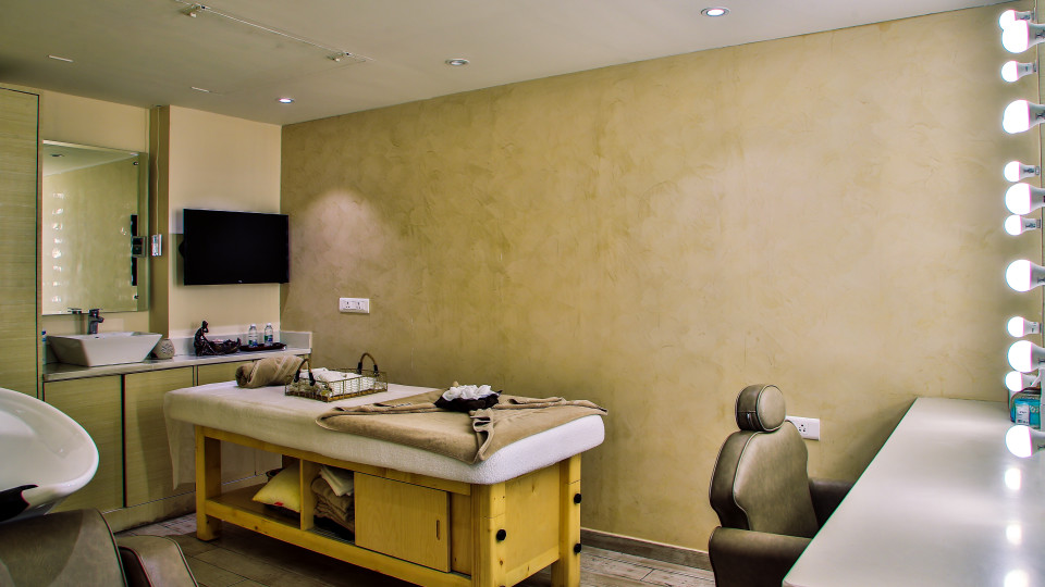 Kairos Saloon Spa at Hotel Daspalla Hyderabad Hotel in Hitech City 5