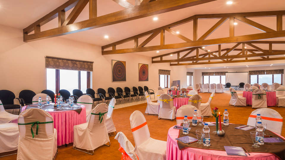 Banquet Halls In Mussoorie_ Rosa Green n Breeze_ Mussorie Events2