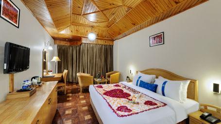 Honeymoon Package classic room