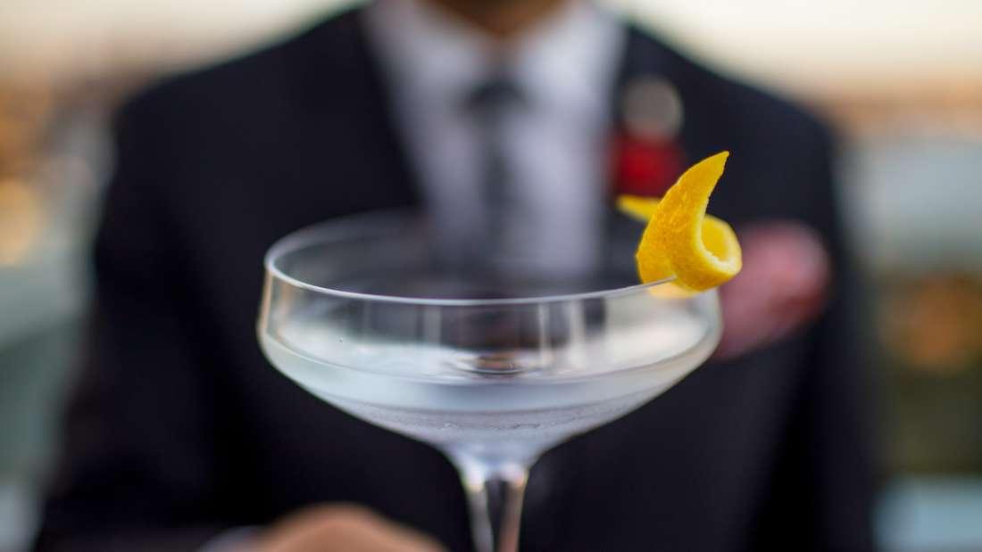 Signature Cocktails Worldly Classics
