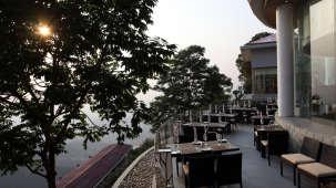 Moksha Himalaya Spa Resort, Chandigarh Chandigarh Moksha Restaurant Moksha Himalaya Spa Resort Chandigarh 42