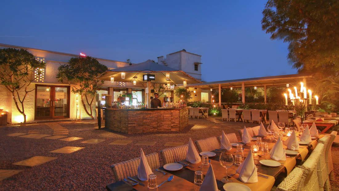 The Forresta Kitchen   Bar Hotel Devraj Niwas 12