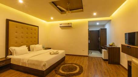 Premium Rooms at Hotel Vasundhara Palace Rishikesh 4