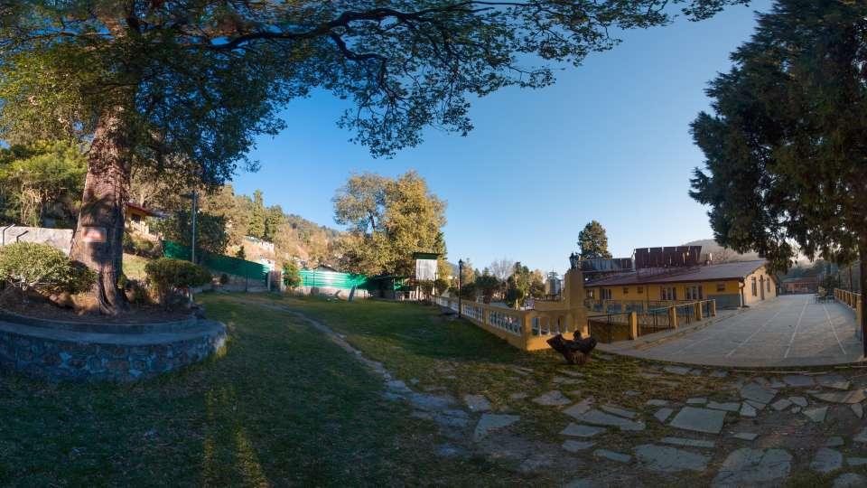 The Pavilion Hotel, Nainital Nainital Party Garden children s playground