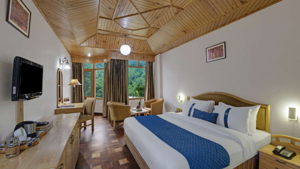 Premium Room at The Manali Inn Hotel