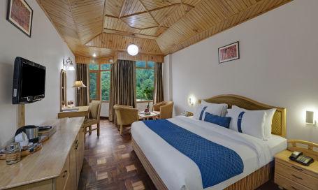Premium Room at The Manali Inn Hotel