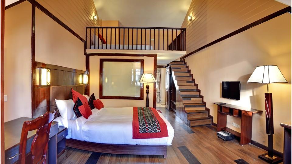 FAMILY SUITE at Summit Golden Crescent Resort Spa Gangtok 2