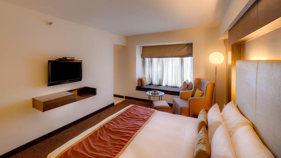 Suite - Bedroom.