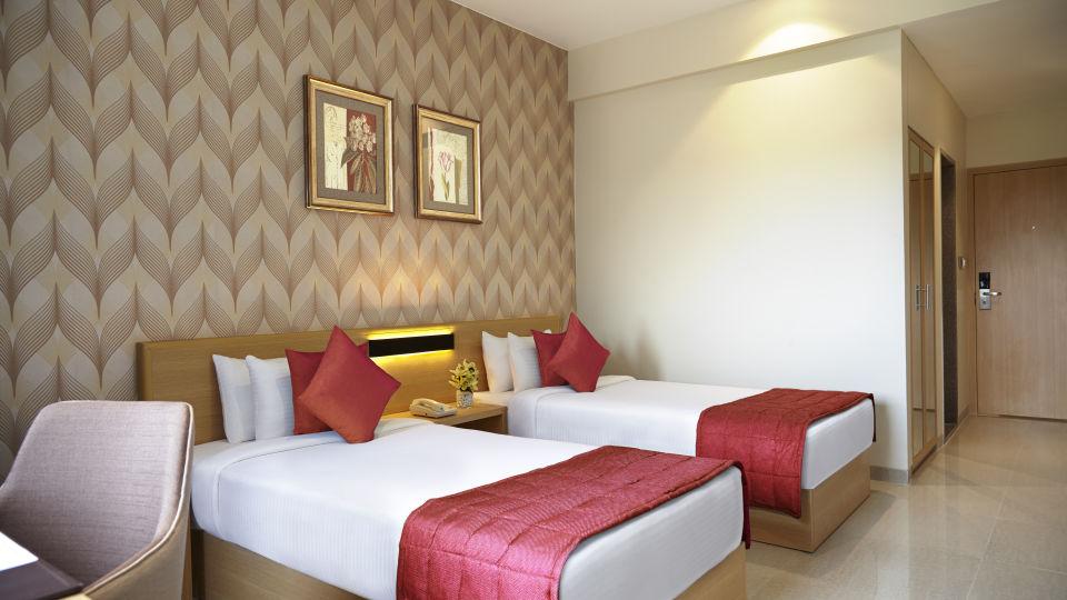 Premium Rooms at Cick Hotel Junagadh Hotel Rooms in Junagadh 11