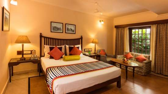 palace rooms in Bhopal-Jehan Numa Palace -Bhopal palace