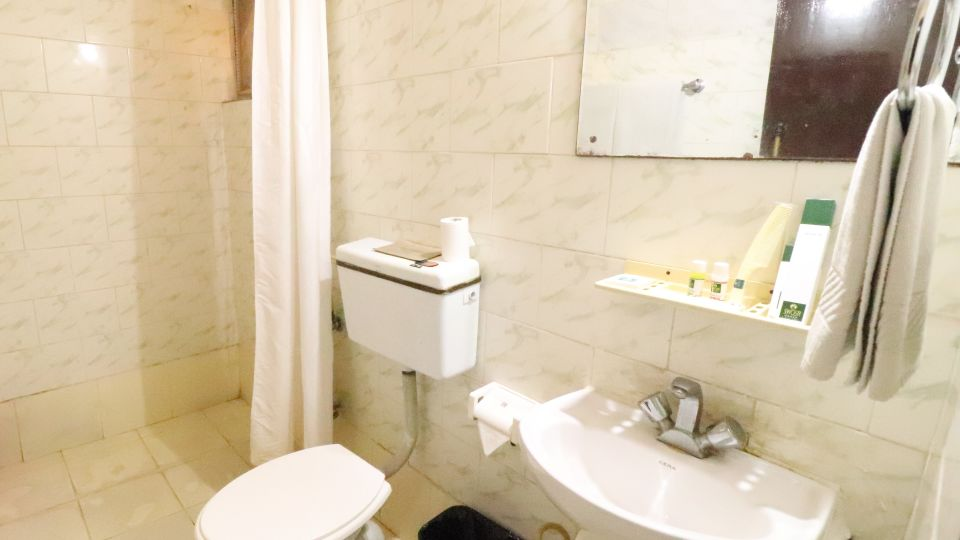 Deluxe Washroom 1