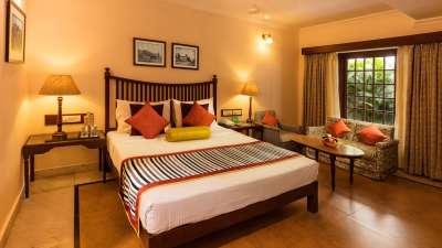 palace rooms in Bhopal-Jehan Numa Palace -Bhopal palace
