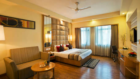 The Manor Bareilly Hotel  Bareilly Rooms The Manor Bareilly by Leisure Hotels Uttarakhand