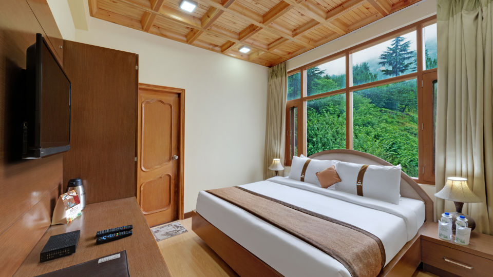 Cottage at The Manali Inn Hotel 3