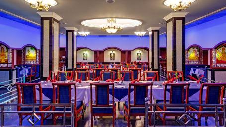 Cup N Saucer- SRM Hotel Tiruchirappalli- Trichy Restaurant