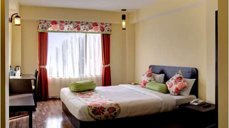 Executive Room at Summit Namnang Courtyard Spa Gangtok 1