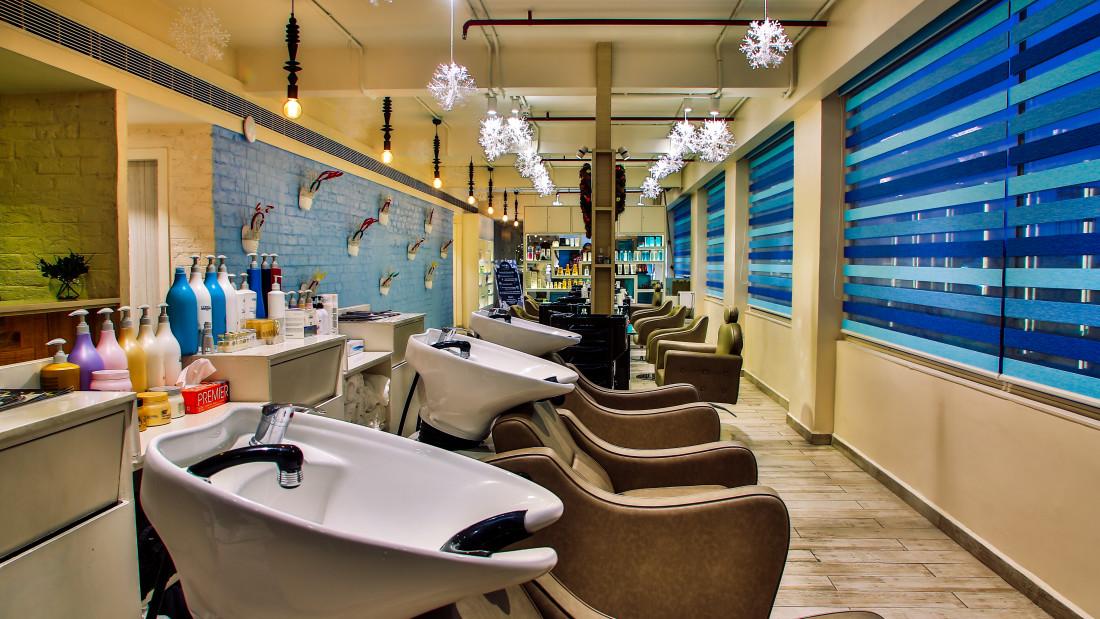Kairos Saloon Spa at Hotel Daspalla Hyderabad Hotel in Hitech City 6
