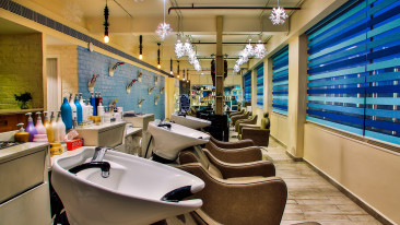Kairos Saloon Spa at Hotel Daspalla Hyderabad Hotel in Hitech City 6