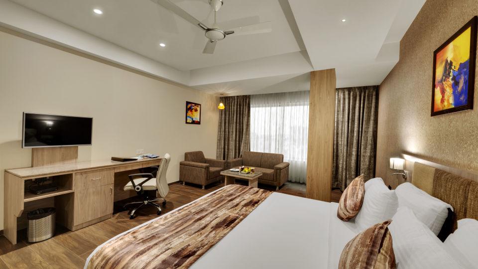 Executive Premium at Anaya Beacon Hotel in Jamnagar 1